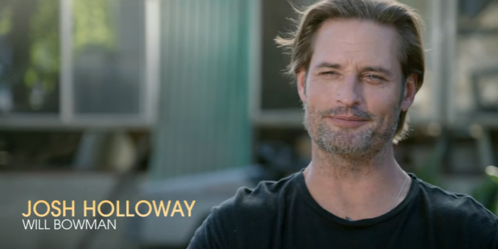 COLONY: SNEAK PEEK COM JOSH HOLLOWAY