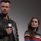 "Q&A com Sarah, Josh Duhamel e Giancarlo Esposito na estreia de ""This Is Your Death"""