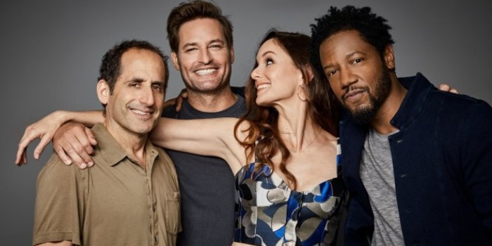 "Comic-Con 2017: Sarah Wayne Callies (Colony) e a ""maldição"" da terceira temporada"
